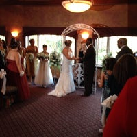 Photo taken at Brook-Lea Country Club by Teesha F. on 9/28/2013
