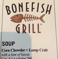Foto tirada no(a) Bonefish Grill - Closed por Teesha F. em 4/20/2013