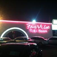 Photo taken at Frankie's Tiki Room by David K. on 5/11/2013