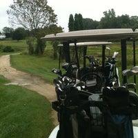 Photo taken at Auburn bluffs golf club by Siera R. on 8/11/2013