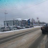 Photo taken at Кирово-Чепецк by Стас М. on 12/8/2017