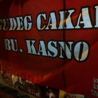 Photo taken at Gudeg Ceker Margoyudan by Indra C. on 2/8/2014