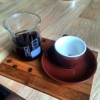 Photo taken at Elixir Espresso by Wymann L. on 8/8/2014