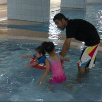Photo taken at Swimming Pool Spring Ville Condo by Lily J. on 3/23/2013