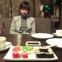 Photo taken at Большие тарелки by Мария М. on 1/4/2013