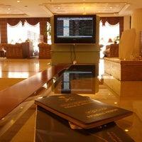 Photo taken at GVIP Lounge by Abdulkareem A. on 6/10/2013