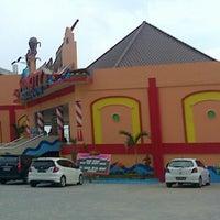 Photo taken at Sun City Waterpark, Madiun by Dianisti S. on 7/9/2013