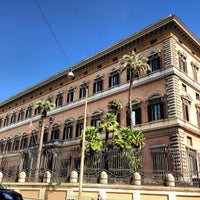 Photo taken at Palazzo Margherita by Arachida O. on 3/3/2014