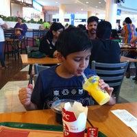 Photo taken at Viviana Food Court by Saket S. on 6/7/2015