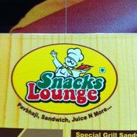 Photo taken at Snacks Lounge by Saket S. on 9/14/2014
