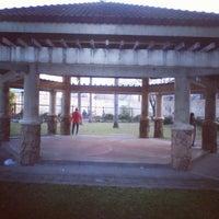 Photo taken at Pandacan linear park by John Daniel B. on 3/7/2013