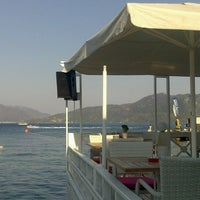 7/8/2014 tarihinde Oktay K.ziyaretçi tarafından Monte Beach Club'de çekilen fotoğraf