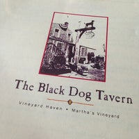 Photo taken at The Black Dog Tavern by Jim M. on 7/16/2013