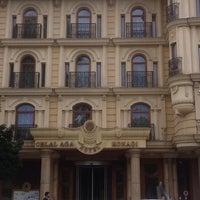 5/27/2014 tarihinde Murat B.ziyaretçi tarafından Celal Aga Konagi Hotel Istanbul'de çekilen fotoğraf