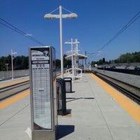 Photo taken at RTD - Yale Light Rail Station by Douglas on 7/16/2013