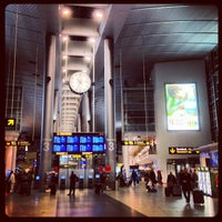 Photo taken at Copenhagen Airport (CPH) by Александр В. on 9/22/2013