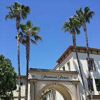 Photo taken at Paramount Studios by Arash M. on 7/24/2014