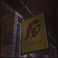 Photo taken at Traditions Bar & Grill by Arash M. on 8/27/2013