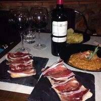 3/22/2014 tarihinde Margarita C.ziyaretçi tarafından Restaurante Hierbabuena'de çekilen fotoğraf