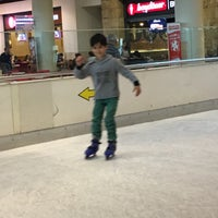 Photo taken at Ice Ring by Hatice Ş. on 6/16/2017