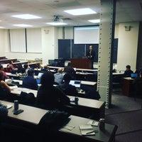 Photo taken at Benjamin N. Cardozo School of Law by Muneeb A. on 11/23/2016