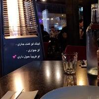 Photo taken at Alfresco Italian Restaurant by Aziz S. on 4/13/2017