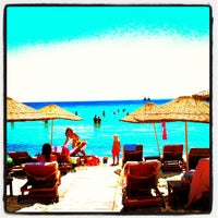 Das Foto wurde bei Alaçatı Beach Resort von Murat B. am 8/3/2013 aufgenommen