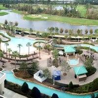 Photo prise au Hilton Orlando Bonnet Creek par Hank S. le12/26/2012