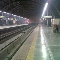 Photo taken at Tagore Garden Metro Station by Suryakant G. on 12/23/2012