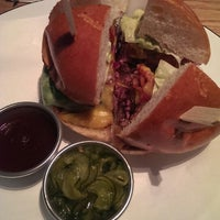 Photo taken at Beef & Liberty by Justina W. on 1/16/2014