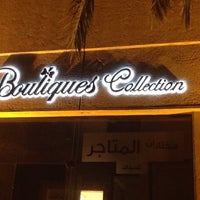 Photo taken at Boutique Collection by NoorAfaliq on 1/8/2014
