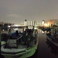 Photo taken at 船橋漁港 by shoco7 on 11/2/2013