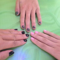 Photo taken at Best Nails by MsP on 8/12/2014