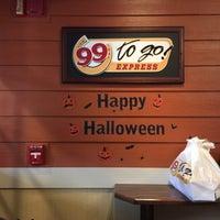 Photo taken at Ninety Nine Restaurant by Hande G. on 10/22/2015