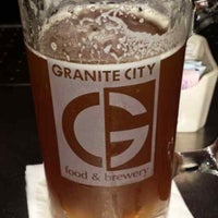 Photo taken at Granite City Food & Brewery by Matthew T. on 7/31/2013
