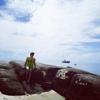 Photo taken at บ้านแม่หาด by Gavin B. on 8/23/2014