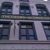 Photo taken at The Crown and Shuttle by Ben M. on 4/15/2013