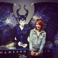 Снимок сделан в Кинотеатр ЦУМа пользователем Anna G. 6/17/2014