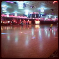 Photo taken at Rivergate Skate Center by Maria F. on 3/24/2013