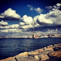 7/18/2013 tarihinde Elmas S.ziyaretçi tarafından Salacak Sahili'de çekilen fotoğraf