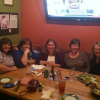 Photo taken at Applebee's Grill + Bar by Angela C. on 3/22/2014