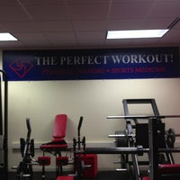 Photo taken at The Perfect Workout - Physical Therapy by Kurtis L. on 12/27/2012