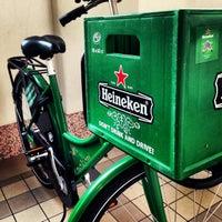 3/8/2013 tarihinde Anilziyaretçi tarafından Heineken Experience'de çekilen fotoğraf