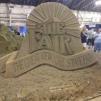 Photo taken at New York State Fairgrounds by Carly W. on 8/23/2013