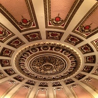 Photo taken at Cadillac Palace Theatre by Jochen R. on 3/13/2013