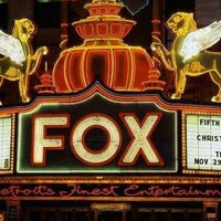 Foto tomada en The Fox Theatre  por Eli J. el 12/24/2012
