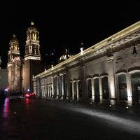 Photo taken at Zacatecas by jorgelugo on 1/28/2017