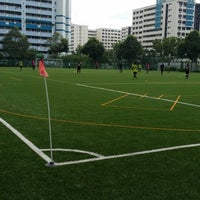 Photo taken at Pasir Ris Crest Secondary School by Safwan S. on 6/22/2014