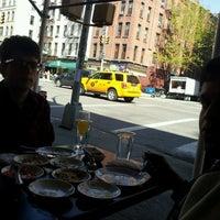 Photo taken at Hummus Kitchen by SuperJisan Z. on 5/4/2013