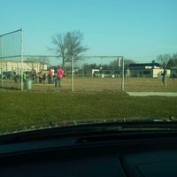 Photo taken at fort dix station  4 base ball field by Mike J. on 4/5/2013